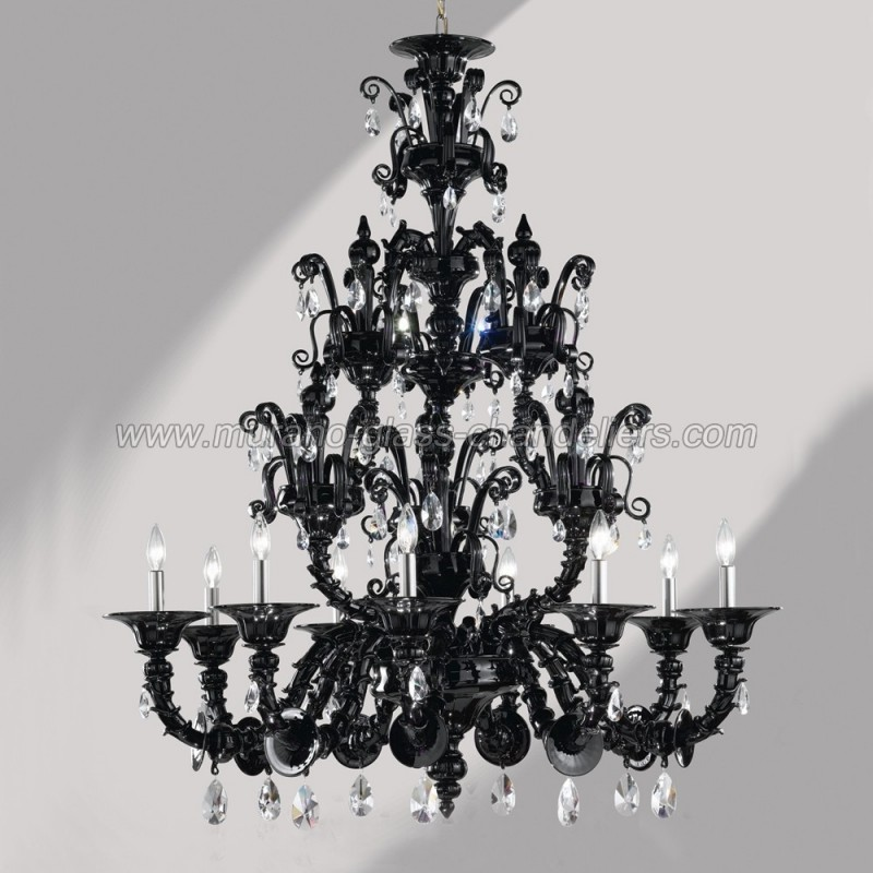 Italian Gl Chandeliers Lighting Musethecollective